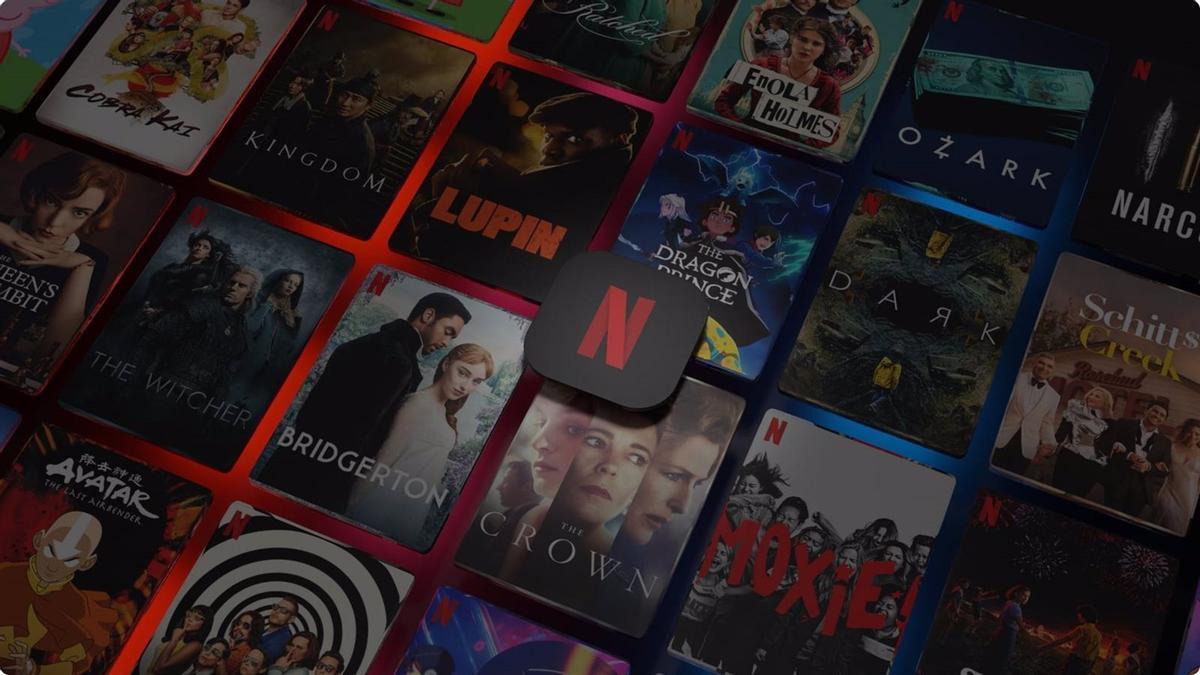 Series de Netflix.
