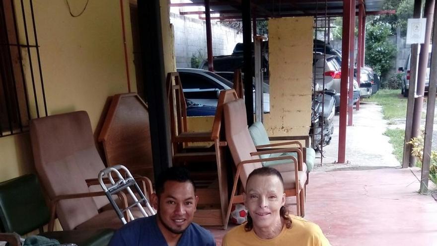 El lladonenc Jan Millastre dona material ortopèdic a Guatemala