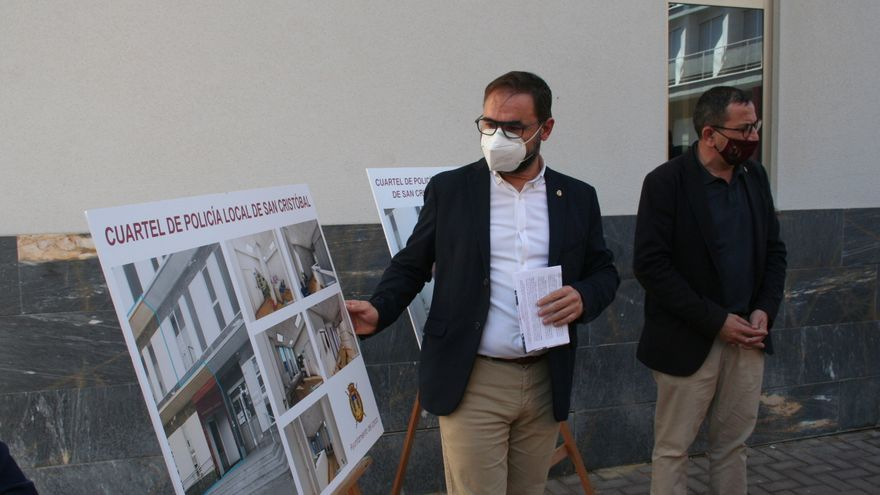 En septiembre se inician las obras del cuartel de la Policía Local de San Cristóbal de Lorca