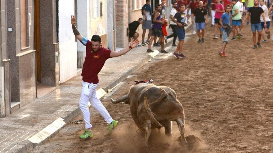 El recortador Rober Alegre triunfa en Murcia