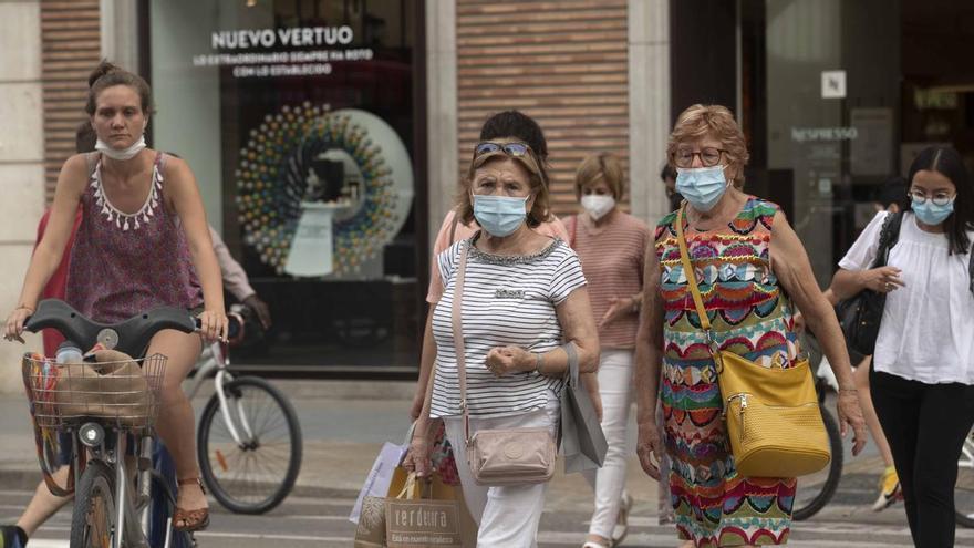 La Comunitat Valenciana registra 209 casos de coronavirus i una mort