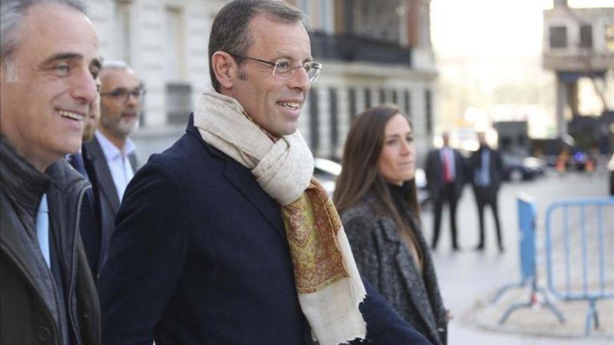 La Audiencia Nacional absuelve a Sandro Rosell