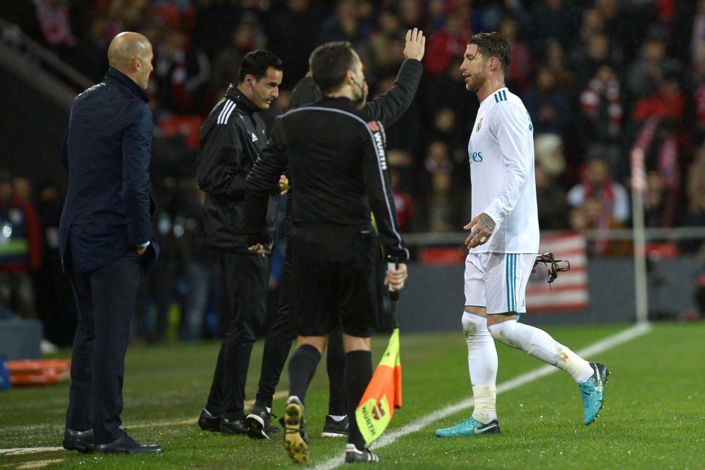 La Liga: Athletic Club-Real Madrid