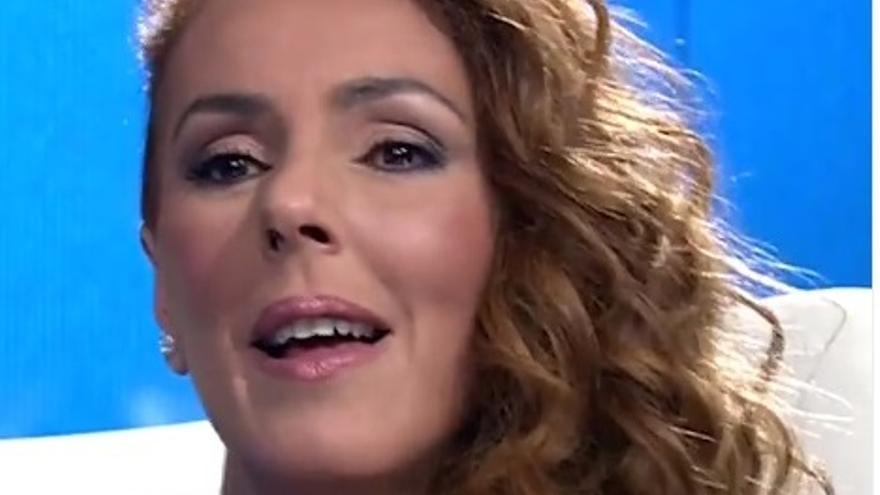 """La inesperada llamada a Rocío Carrasco en directo: """"Te quiero mucho, ahora nos vemos"""""""