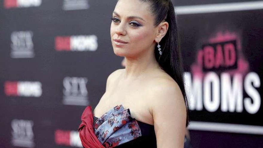 La cruzada antisexista de Mila Kunis