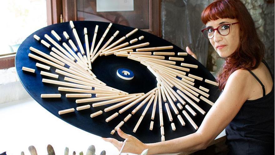Mònica Campdepadrós obté la Beca Bòlit Residència Creativa