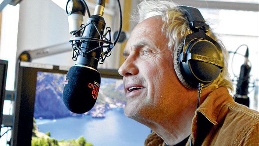 """Uwe Ochsenknecht im Radio: """"Das groovt doch wie Sau"""""""