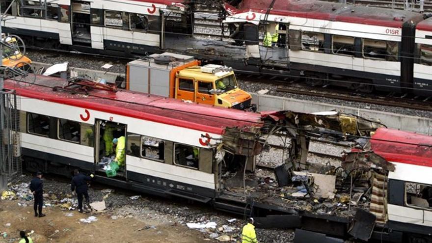 La Audiencia Nacional archiva una de las piezas relativas a los atentados del 11M