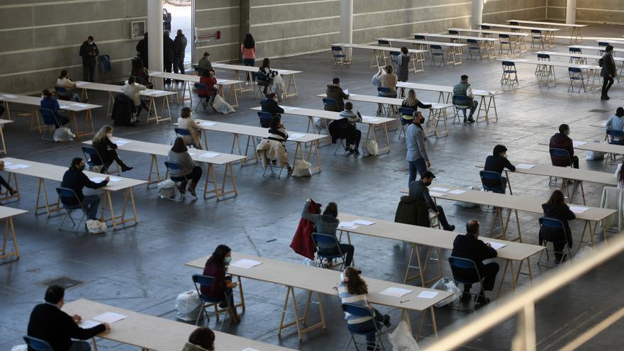 Castilla y León celebrará el 15 de junio los exámenes de acceso a grado medio y superior de FP