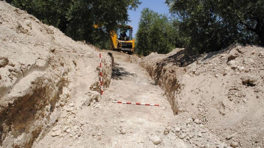 Aremehisa inicia la búsqueda de restos de represaliados en Monturque
