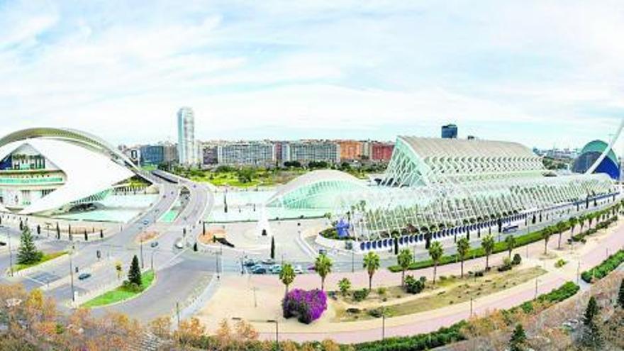 La Ciutat de les Arts i les Ciències ofrece descuentos del 30 % en el puente para el público de la Comunitat