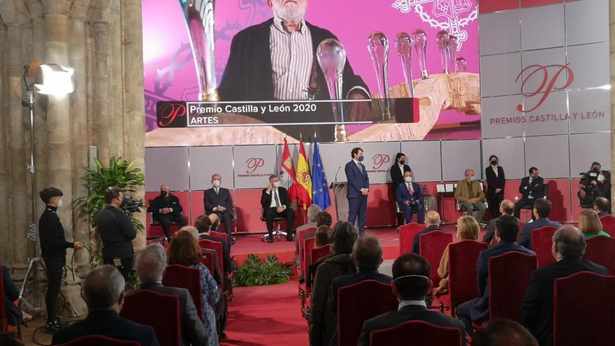 Coomonte ya es Premio Castilla y León de las Artes
