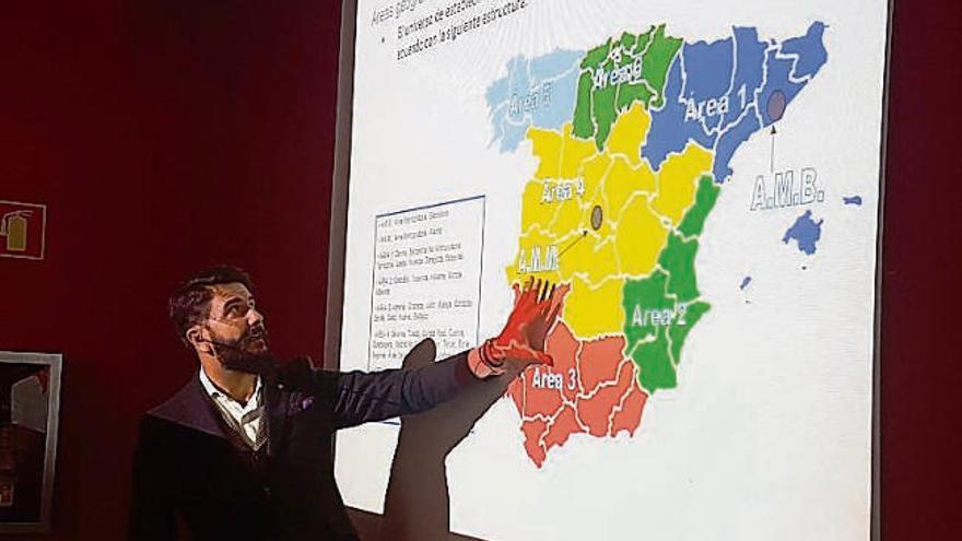 El sur del país, el reto para Rías Baixas según Nielsen