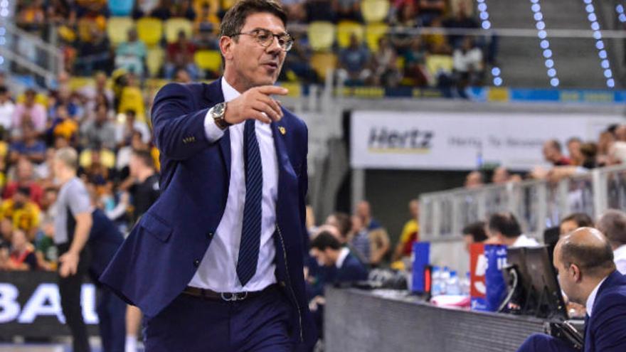 Katsikaris advierte de la velocidad del UCAM Murcia