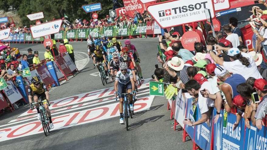 La Vuelta a España oficializa el trazado con una gala en Madrid