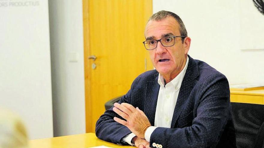 Juan Pedro Yllanes: «Podemos no ha sido tan crítico en el Govern porque sobraba ruido»