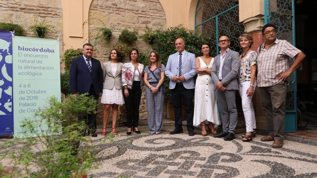 Biocórdoba reúne a profesionales y consumidores en la fiesta de la ecología
