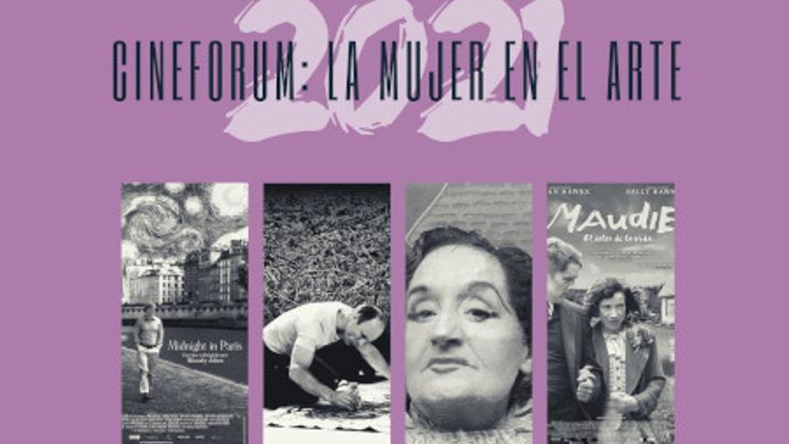 Cinefórum La Mujer en el Arte: 'Medianoche en París'