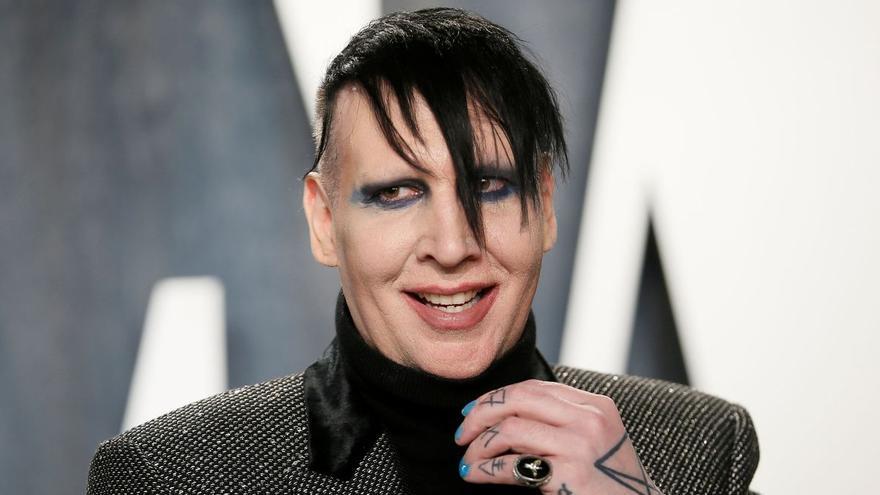 Marilyn Manson, en cerca i captura per agredir una fotògrafa l'any 2019
