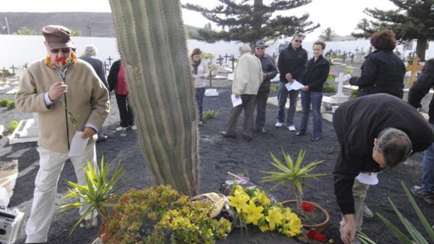 Los trabajadores de los Centros suspenden su encuentro anual con César Manrique