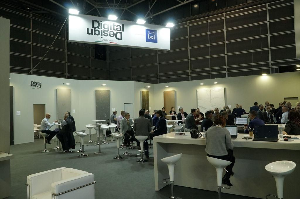 Digital Design en Cevisama 2020