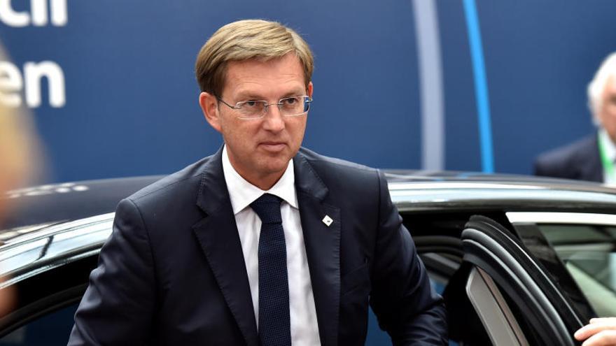 Eslovènia demana respecte a la Constitució per resoldre la crisi a Catalunya
