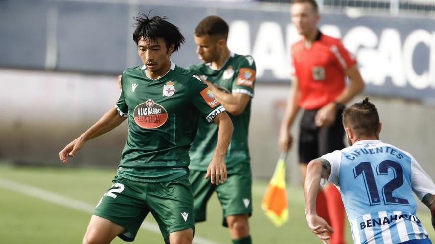 El Leganés hace oficial un acuerdo con el Deportivo para el traspaso de Gaku