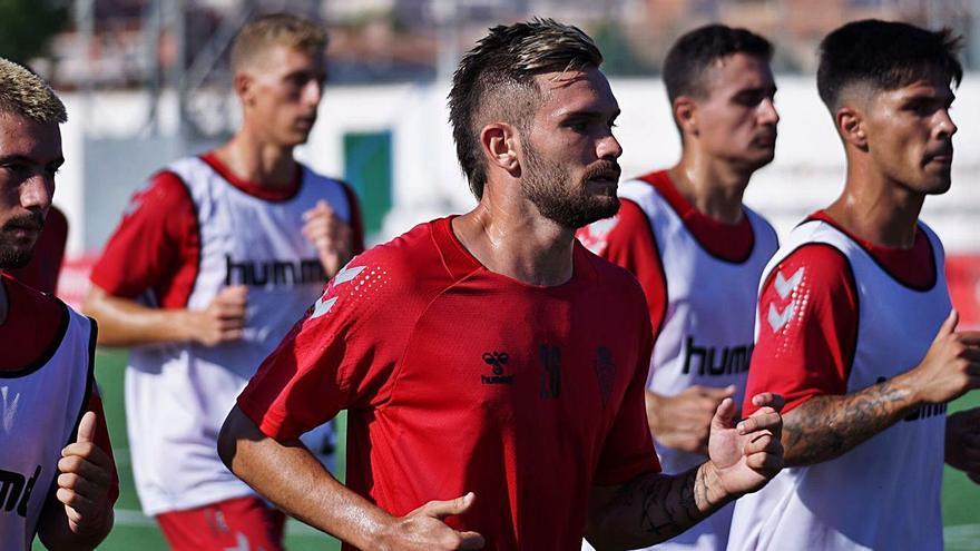El Real Murcia se mide a la Selección de Archena en su primer amistoso