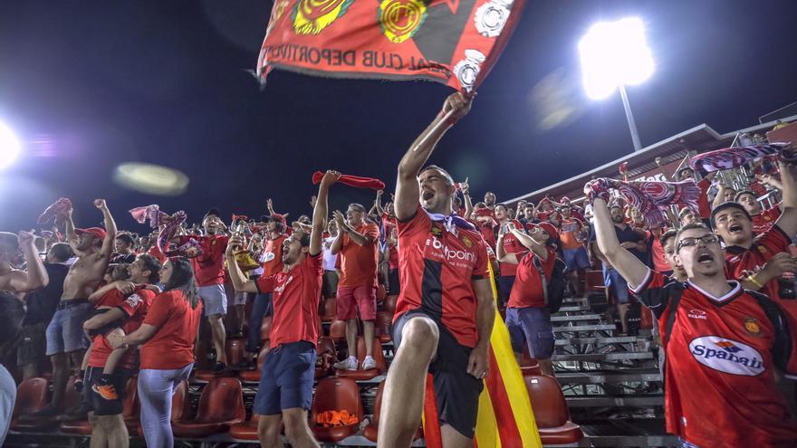 Consulta los precios para hacerte socio del Real Mallorca en Primera División