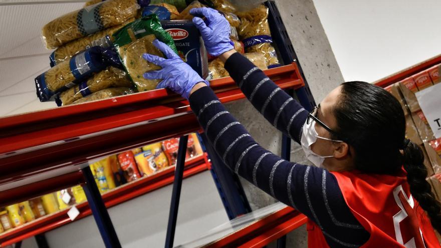 Cruz Roja distribuirá 1.200 toneladas de alimentos entre 39.500 personas en la provincia