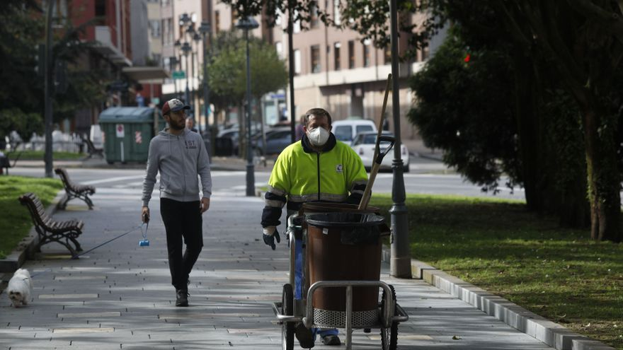 El nuevo contrato de limpieza viaria y recogida de residuos mejora la prestación del servicio