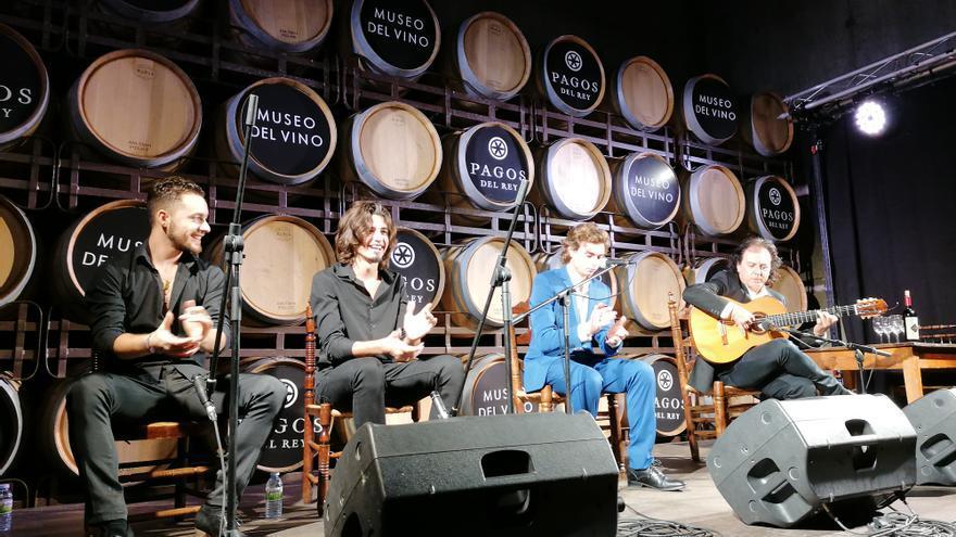 """El ciclo flamenco """"Barrica Jonda"""" regresa al Museo del Vino con tres conciertos"""