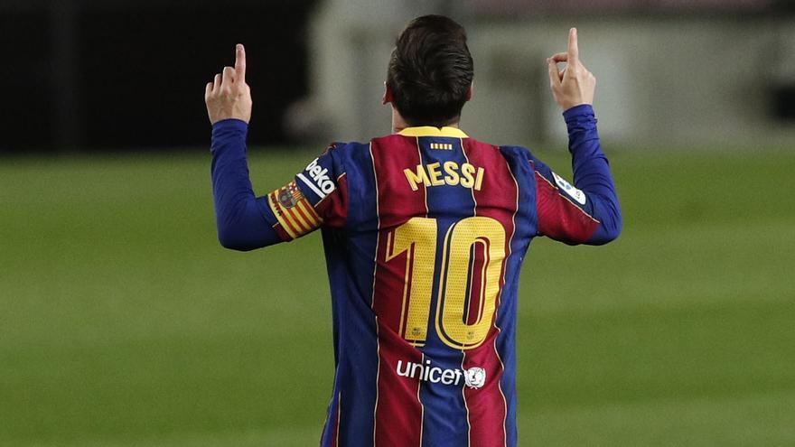 El Barcelona sigue creyendo en la Liga