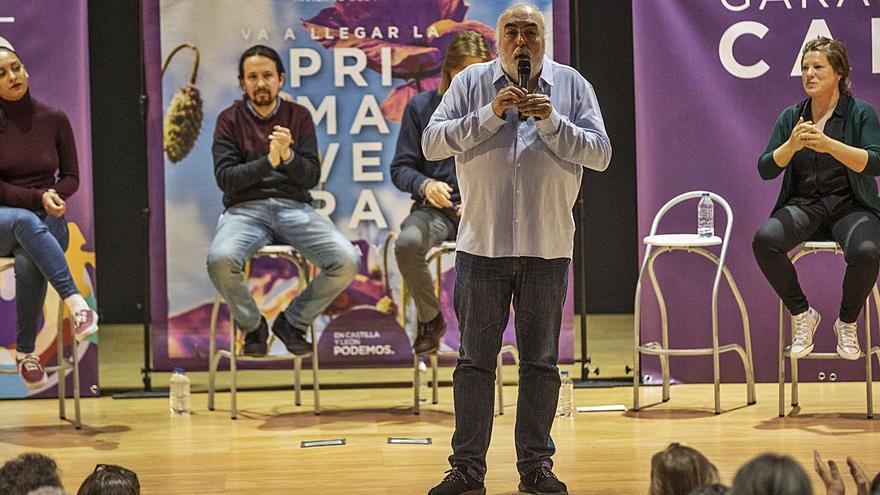 Podemos trata de rearmarse en Zamora, con la baza de su presencia en el Gobierno