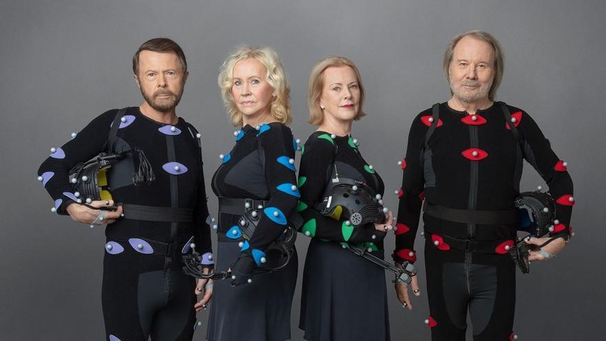 ABBA, a punt de tornar al top 10 britànic després de 40 anys d'absència