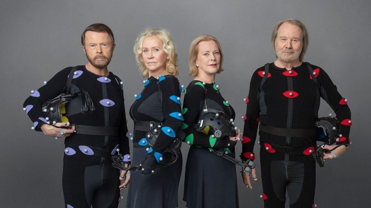 El retorn del grup ABBA