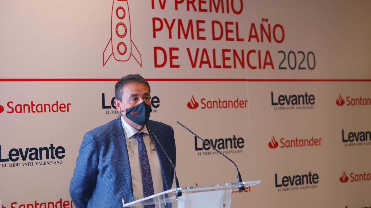 Julio Monreal, de Levante-EMV.