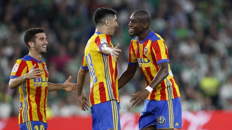 Carlos Soler cumplirá 50 partidos de Liga en Barcelona