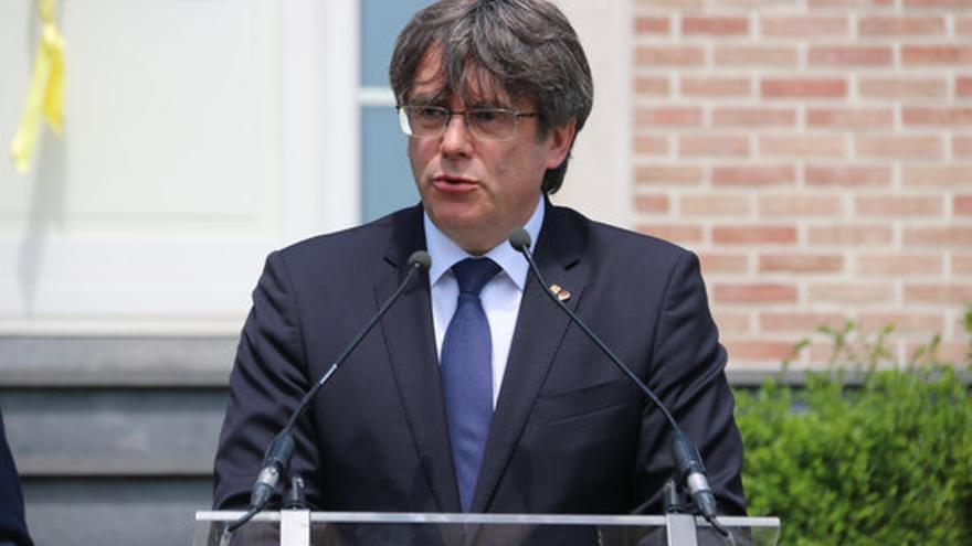 Puigdemont veu una «operació de màrqueting» en l'acte de Sánchez a Barcelona per defensar els indults