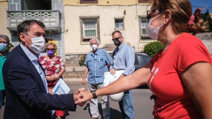 Santa Cruz inicia la rehabilitación de 96 viviendas de García Escámez