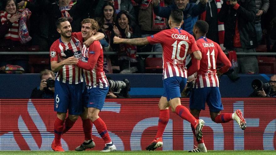 El Atlético ya está en octavos tras imponerse al Mónaco