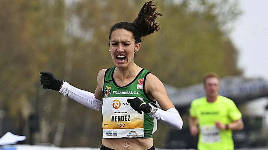Laura Méndez se acerca al sueño olímpico