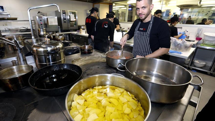 Dabiz Muñoz, elegido mejor cocinero del mundo