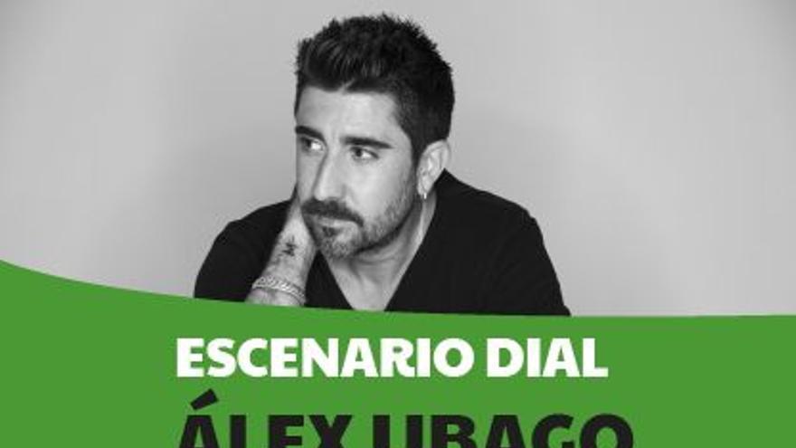 Escenario Dial con Alex Ubago en el Centro Comercial El Ingenio