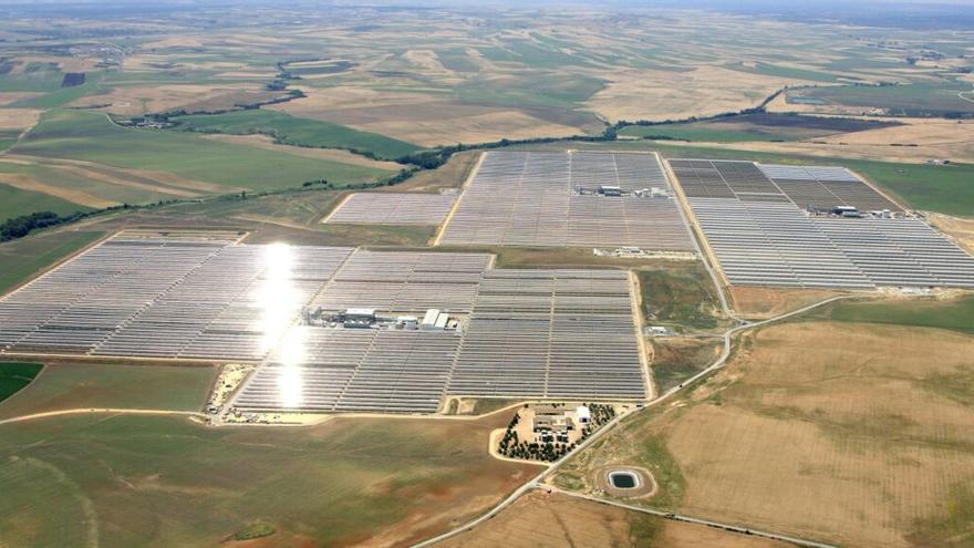 Piden una moratoria para los 600 parques fotovoltaicos que se tramitan en Andalucía