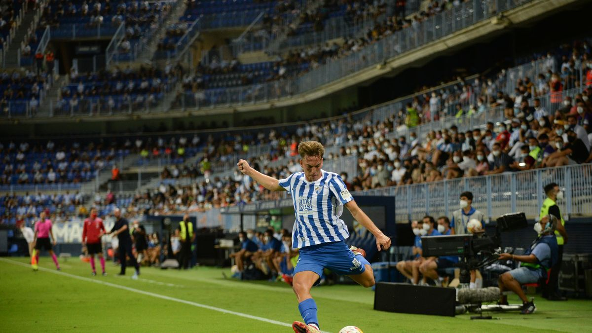 LaLiga SmartBank   Málaga CF - AD Alcorcón