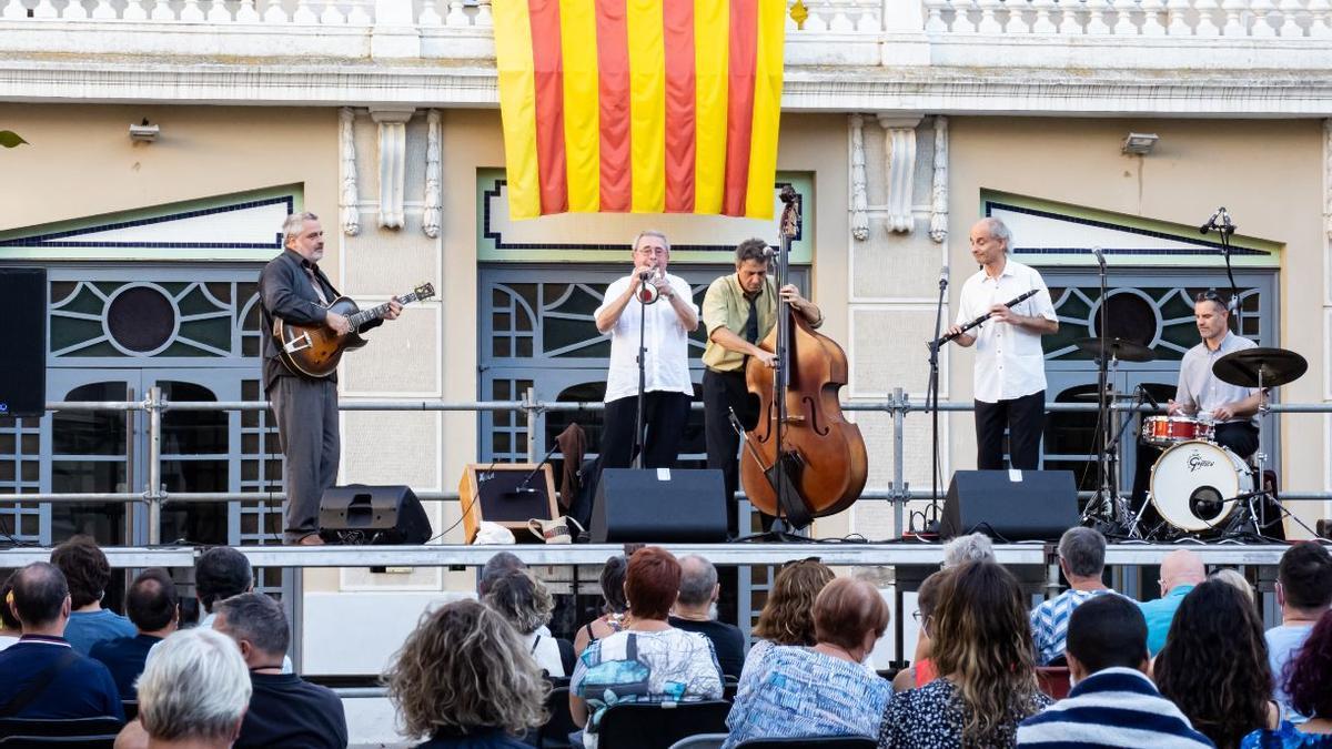 Imatge d'arxiu del Festival de Jazz de Figueres