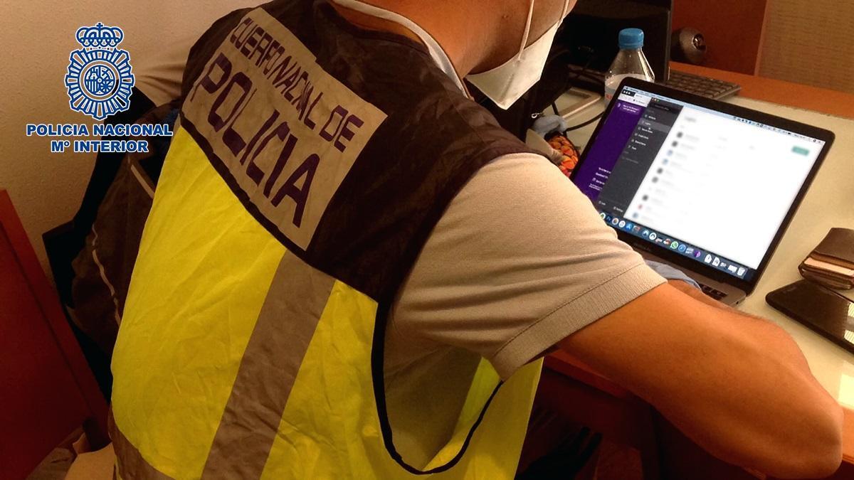 Archivo - Policía Nacional