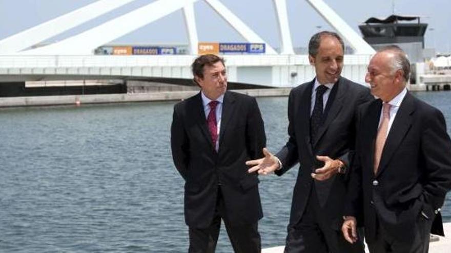 La Audiencia de Valencia archiva la causa del circuito de F1 que imputaba a Camps