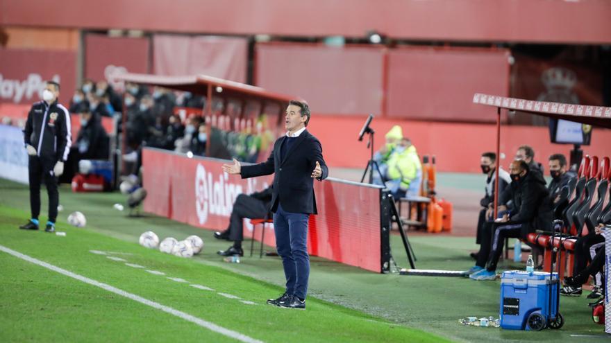 """Luis García: """"Tenemos que disputar la Copa del Rey sin ningún tipo de presión"""""""